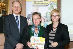 "Vorschau Fotogalerie: Preisverleihung Kinderkochbuch ""Heute koche ich"""