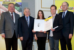 """Vorschau Fotogalerie: Verleihung der Auszeichnung """"Gesunde Küche"""""""