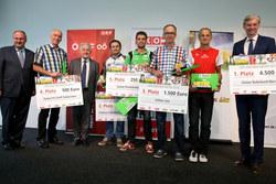 Vorschau Fotogalerie: Wir machen Meter - Preisverleihung Betriebe und Sportvereine