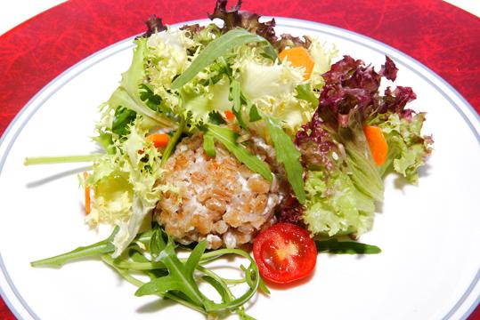 gesundes ober sterreich ebly k selaibchen im salatbeet. Black Bedroom Furniture Sets. Home Design Ideas